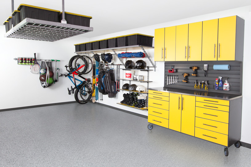Unique Garage Makeovers FARGO